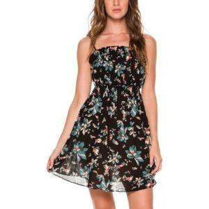 "Free People - ""Jolene"" Floral Slip Dress"